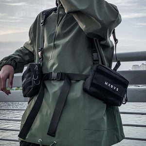 TAHI TACTICAL CHEST BAG