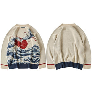 UKIYOE SWEATER
