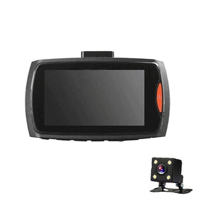 Car Dash Camera G30, HD 1080P Autodata Recorder, Single, Double Lens, Night Vision Wide Angle Recorder. (Free Shipping)
