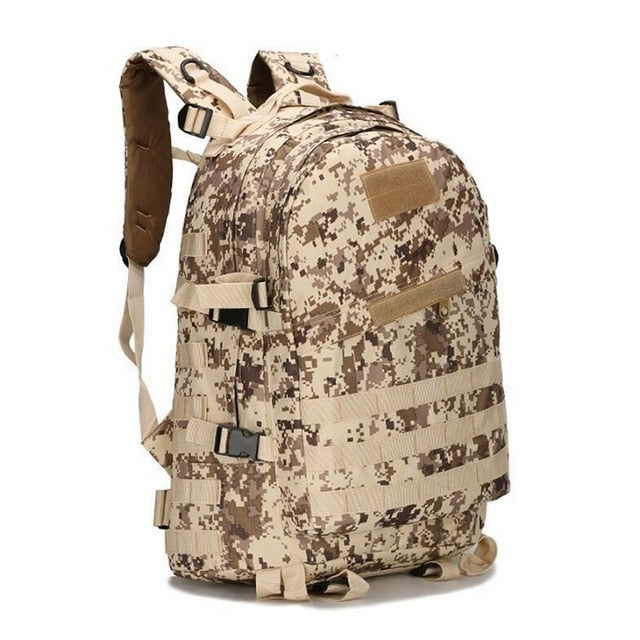 Military Tactical Pack, Climbing, Camping, Hiking, Hunting, Complete Outdoor Travel Bag (Free Shipping)