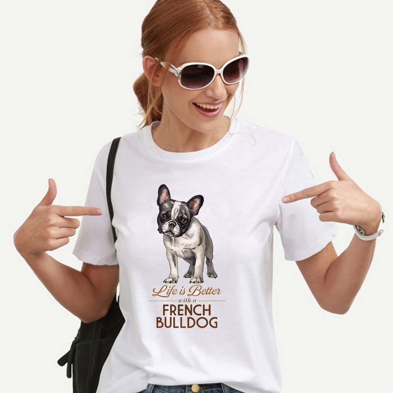 T-SHIRT BAZAR Range of Women's T-Shirts Animal Designs Cool for this Summer (Free Shipping)