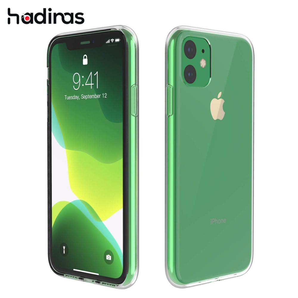 Silicone Case iPhone 11 Pro 2019 Max Ultra Thin Clear Soft TPU iPhone 2019 XR X XS Max (Free Shipping)