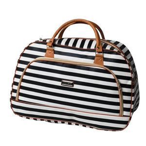 Latest Fashion Travel Luggage Overnight Weekender Bag & Travel Carry Duffel Storage Bag (Free Shipping)