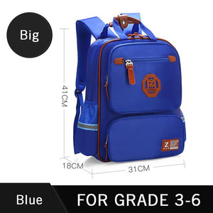 Unisex Kids School Bag Waterproof Backpacks Stylish Modern Kids Great Schoolbag (Free Shipping)