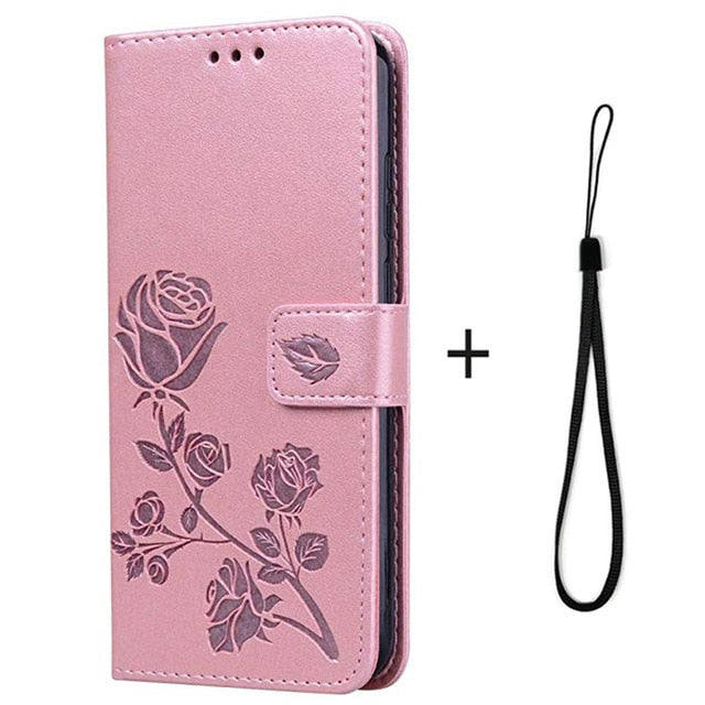 "Huawei Honor 8S Case Flip 5.7"" Magnetic Leather Card Slot Huawei Honor 8S 8 S KSE-LX9  (Free Shipping)"