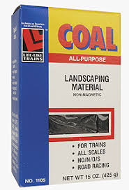 Life Like Trains 1105 Landscaping Material COAL HO/O/N/S