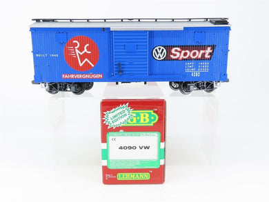LGB 4090 VW #566 G-Scale NIB Limited Edition