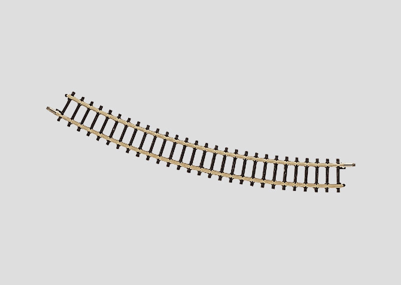 Marklin Mini Club 8521  N-Scale Curved Track LOT 8 Pcs.