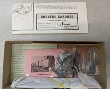 Load image into Gallery viewer, Alexander Scale Models HO scale 5440 Drover's Caboose