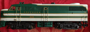 Aristo-Craft 22319 G-scale Southern Set Alco FA1 & FB1 Diesel Used