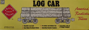 Aristo-Craft 86500 Log Car with Logs G-CScale