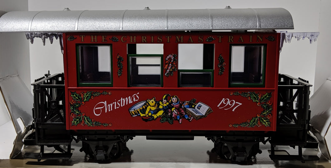 LGB 36077 Christmas 1997 Passenger Car
