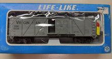 Load image into Gallery viewer, Life-Like Box Car Virginian 61550 HO