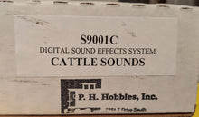 Load image into Gallery viewer, PH Hobbies S9001C Digital Sound Effect System G-Scale Cattle Sounds