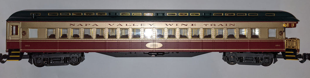 Aristocraft 31432 Standard Heavyweight Wine Train -- Napa Valley