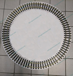 "31"" Brass Track Circle. G- Gauge. Track only"
