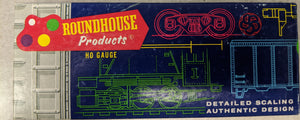 Roundhouse Cadillac & St. Paul Stock Car Assembled
