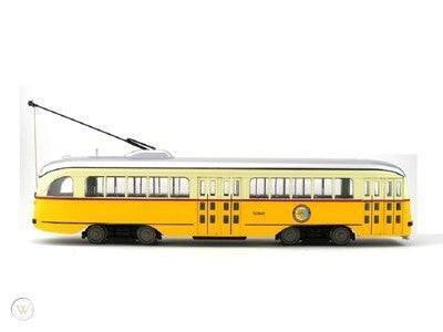 Aristo-Craft 23303  PCC Trolley MBTA Boston NIB