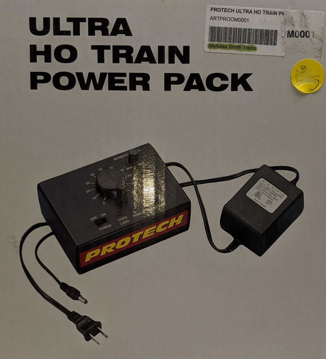 ProTech PROOM0001 Ultra HO Train Power Pack
