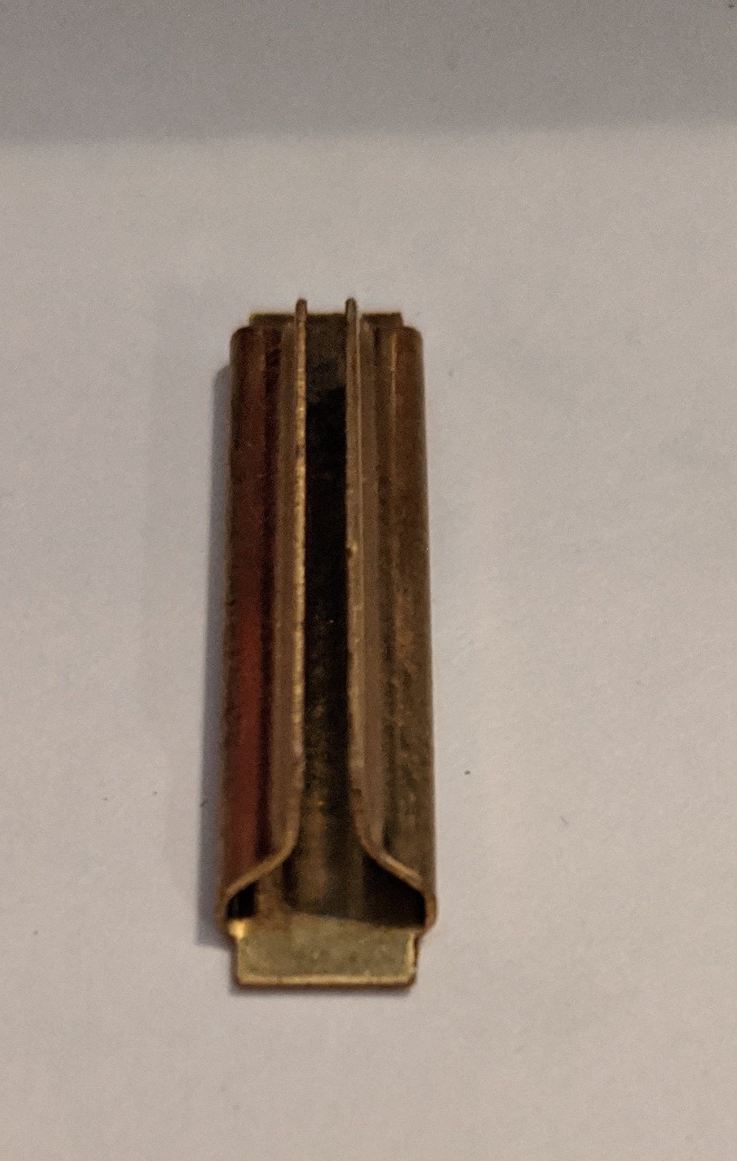 G-scale Brass Rail Joiners Set of 4