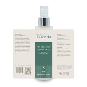 MOONLIGHT Quench Spray - 4oz (Lavender + Eucalyptus)