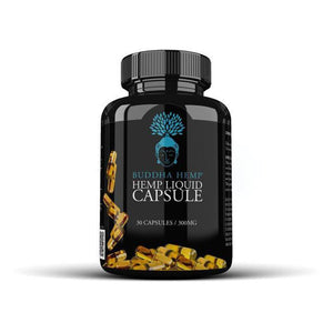 Full Spectrum Hemp Liquid Capsules 300 MG