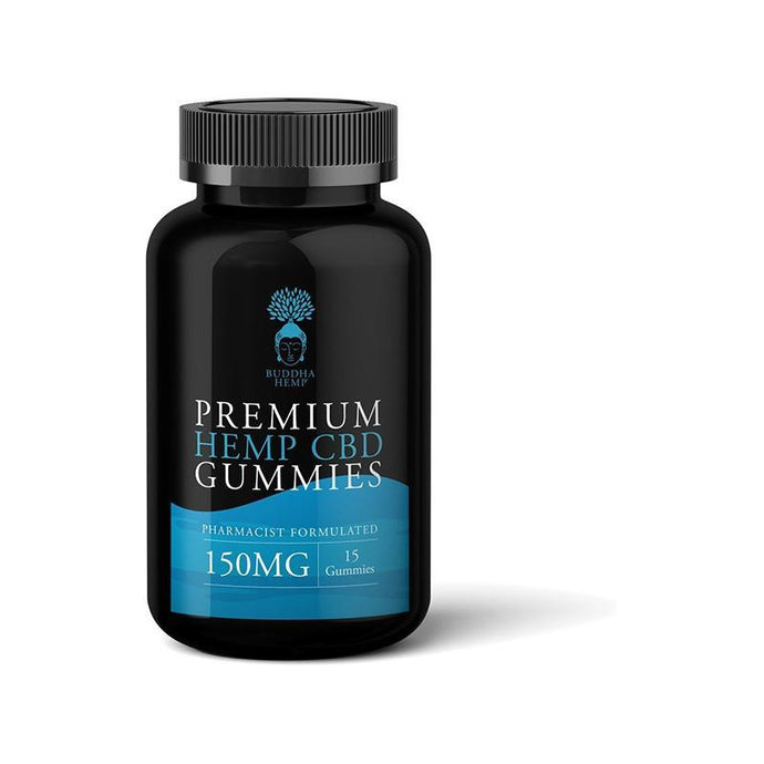 Premium Hemp CBD Gummies – 150MG