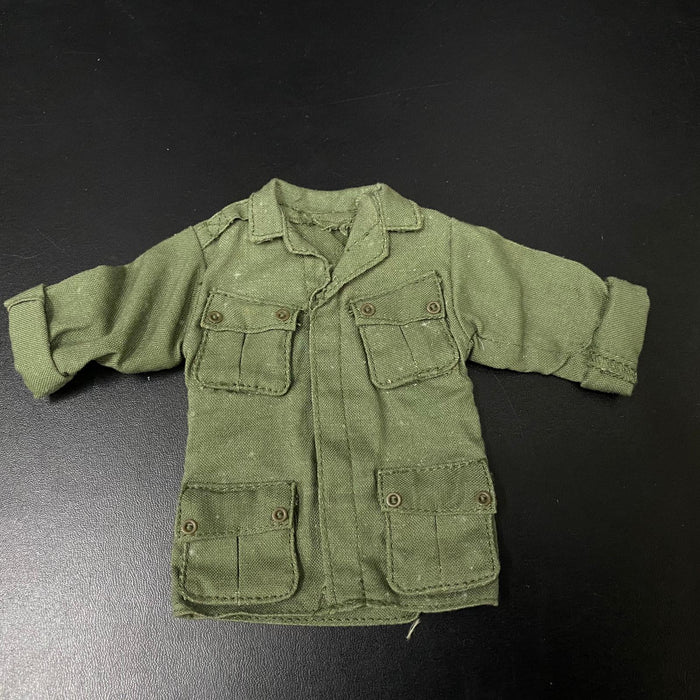 1/6 figure parts: First Pattern Tropical Combat Uniform, US Army Nam (08T0009)