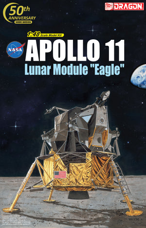 "1/48 Apollo 11 Lunar Module ""Eagle"""