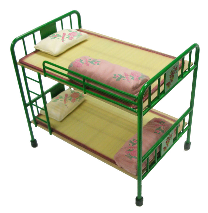 Hong Kong Housing Estate Series: Bunk Bed (Wide) with Ladder 廉租屋邨系列:雙層闊身碌架床