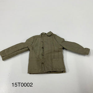 1/6 figure parts:  Jacket, WWII, Soviets (15T0002)