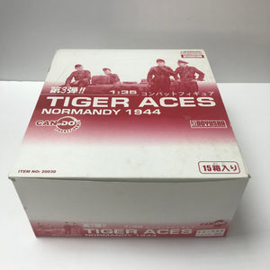Can.Do 20030 - 1/35 TIGER ACES NORMANDY 1944 [3rd Collection] (15 piece assortment)