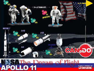Can.Do 20058 - NASA Apollo 11 - THE DREAM OF FLIGHT Series [Full Set]
