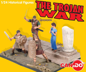 Can.Do 20065 - 1/24 diorama set - The Trojan War Series [Full Set]
