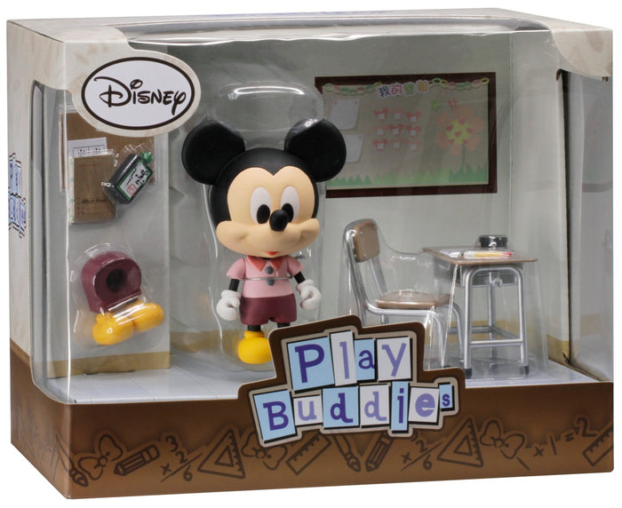 Disney Play Buddies Collection - Classroom Series (Mickey) Playset