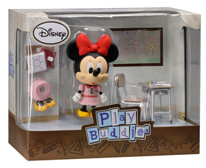 Disney Play Buddies Collection - Classroom Series (Minnie) Playset