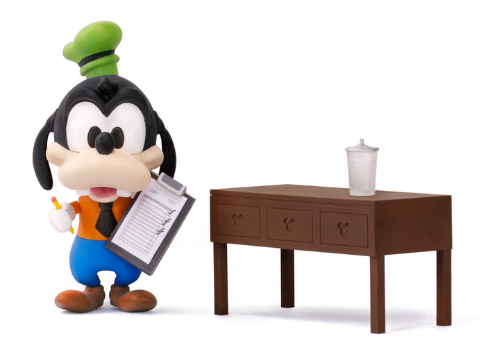 Disney Play Buddies Collection - Classroom Series (Goofy) Playset