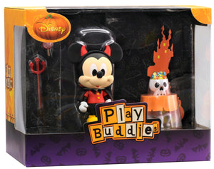 Disney Play Buddies Collection - Halloween Series (Mickey) Playset