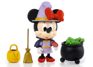 Disney Play Buddies Collection - Halloween Series (Minnie) Playset