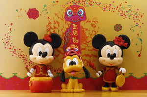 Disney Play Buddies Collection - Chinese New Year Series Minnie)