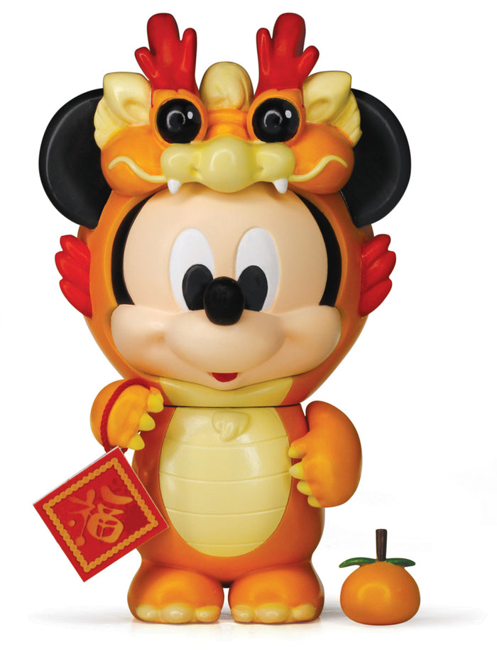 Disney Play Buddies Collection - Chinese New Year Zodiac Series (Mickey @ Dragon) Playset