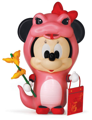 Disney Play Buddies Collection - Chinese New Year Zodiac Series (Minnie @ Snake) Playset