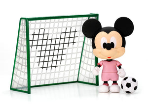 Disney Play Buddies Collection - P.E. Series (Mickey @ Soccer) Playset