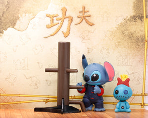 Disney Lilo & Stitch - Kung-Fu Series (Wing-Chun) Playset
