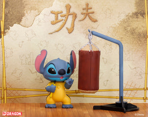 Disney Lilo & Stitch - Kung-Fu Series (Dragon Fist) Playset