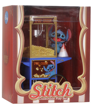 Disney Lilo & Stitch - Popcorn Cart (Deluxe Version) Playset