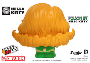 Hello Kitty x DC Comics - Poison Ivy