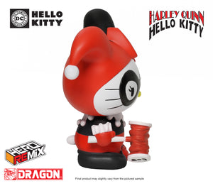 Hello Kitty x DC Comics - Harley Quinn