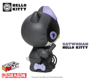 Hello Kitty x DC Comics - Cat Woman