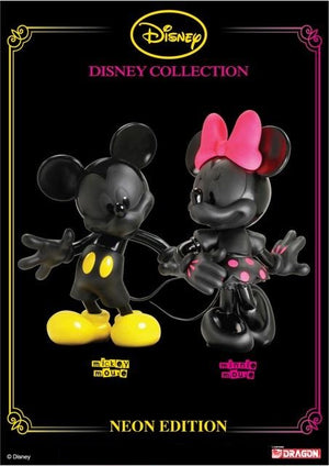 DISNEY 24-INCH ART FIGURE MINNIE (NEON PINK EDITION)